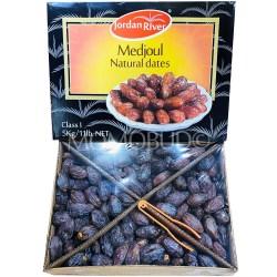 Jordan River Medjool Dates Box 5kg
