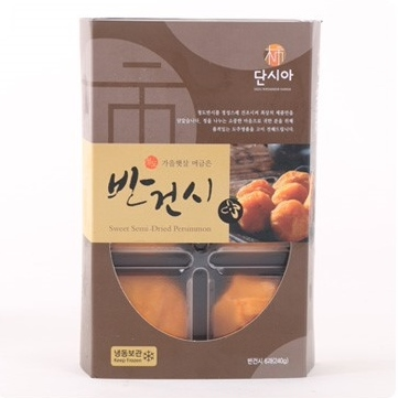 Korean Doju Anpogaki Persimmon Gift Set