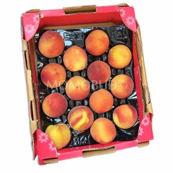 Sweet September Yellow Peach Box