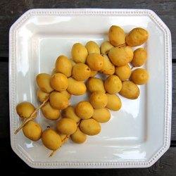Fresh-Barhi Dates Dessert