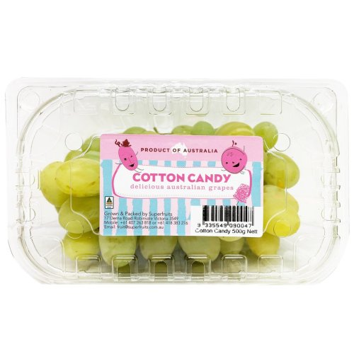 Superfruits Cotton Candy Grapes