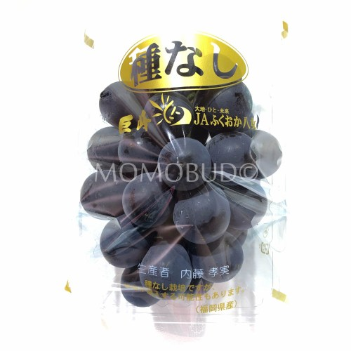 Japanese Kyoho Seedless Grapes Pack