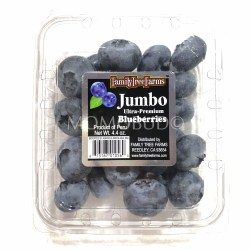 Jumbo Ultra-Premium Blue Blueberry