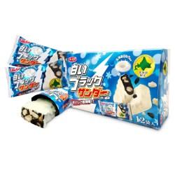 Hokkaido White Black Thunder Biscuit Box 1