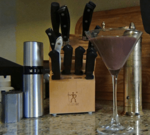 SAHM Chocolate BonBon Martini