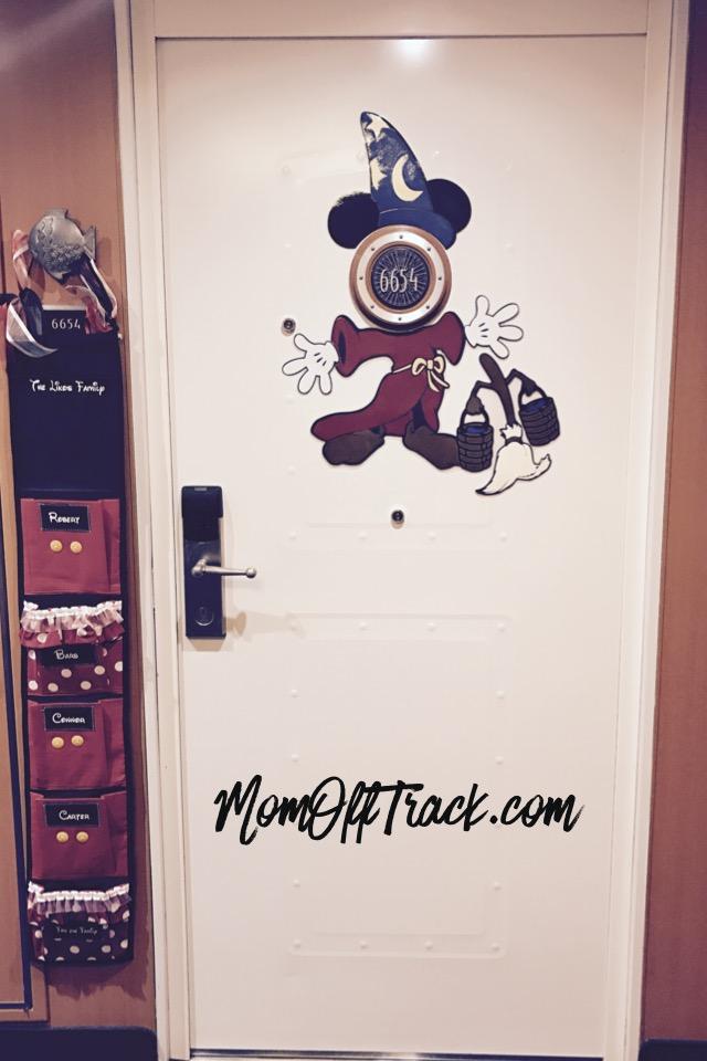 Disney Cruise Door Decoration Ideas  Mom Off Track