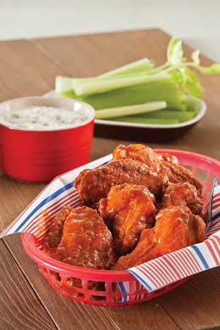 Frank's RedHot Classic Buffalo Wing Recipe: Easier than you think!!