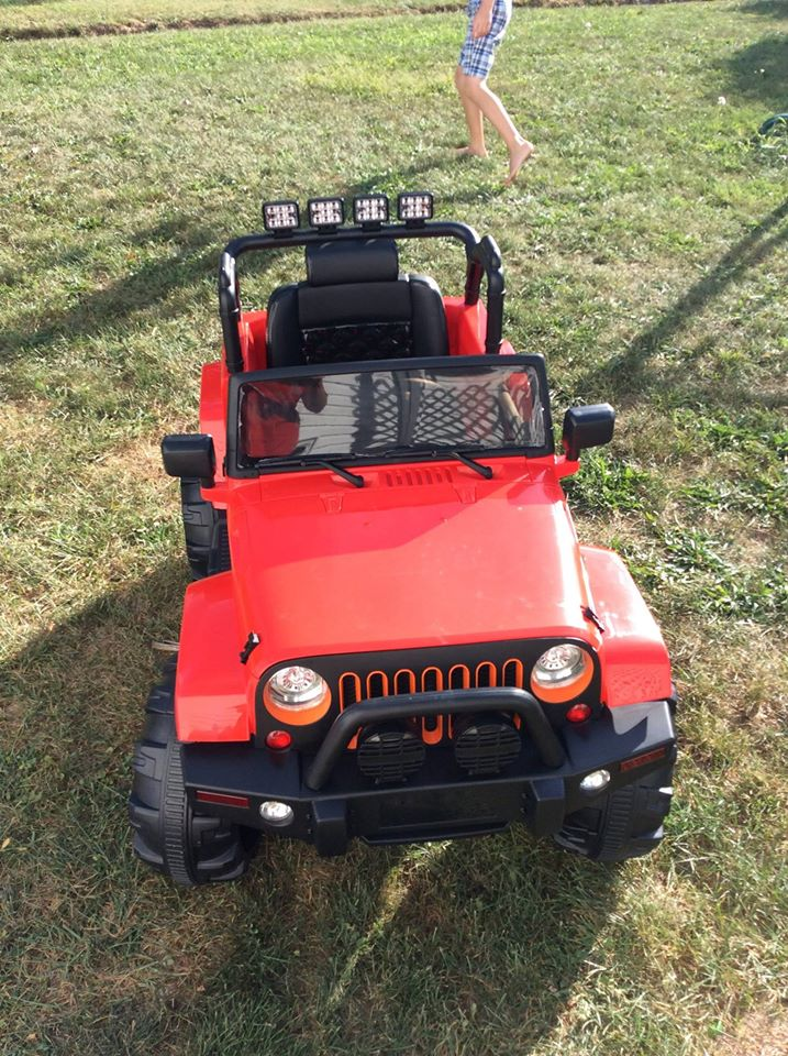 Best Choice Products Jeep : choice, products, Choice, Products, Review, Momma