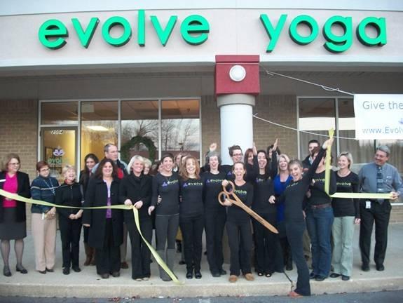 Evolve Yoga Wildewood Center, Maryland
