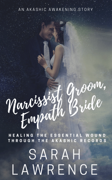 narcissist groom empath bride