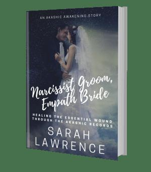 narcisisst groom empath bride