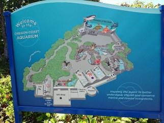 オレゴンコースト水族館の地図-12-24-47