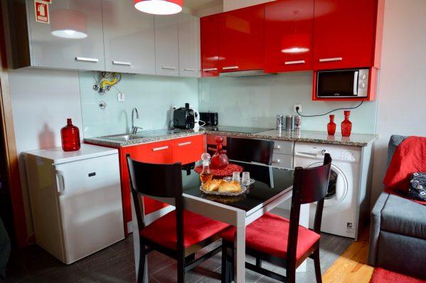 Casas da Alegriaのキッチン-1