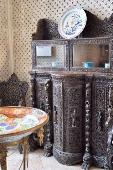 ペーナ宮殿の家具調度品-6
