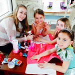 """The Magic of Disney At Home ~ Our Disney Side """"Bibbidy Bobbidy Boutique"""" Inspired At Home Celebration"""