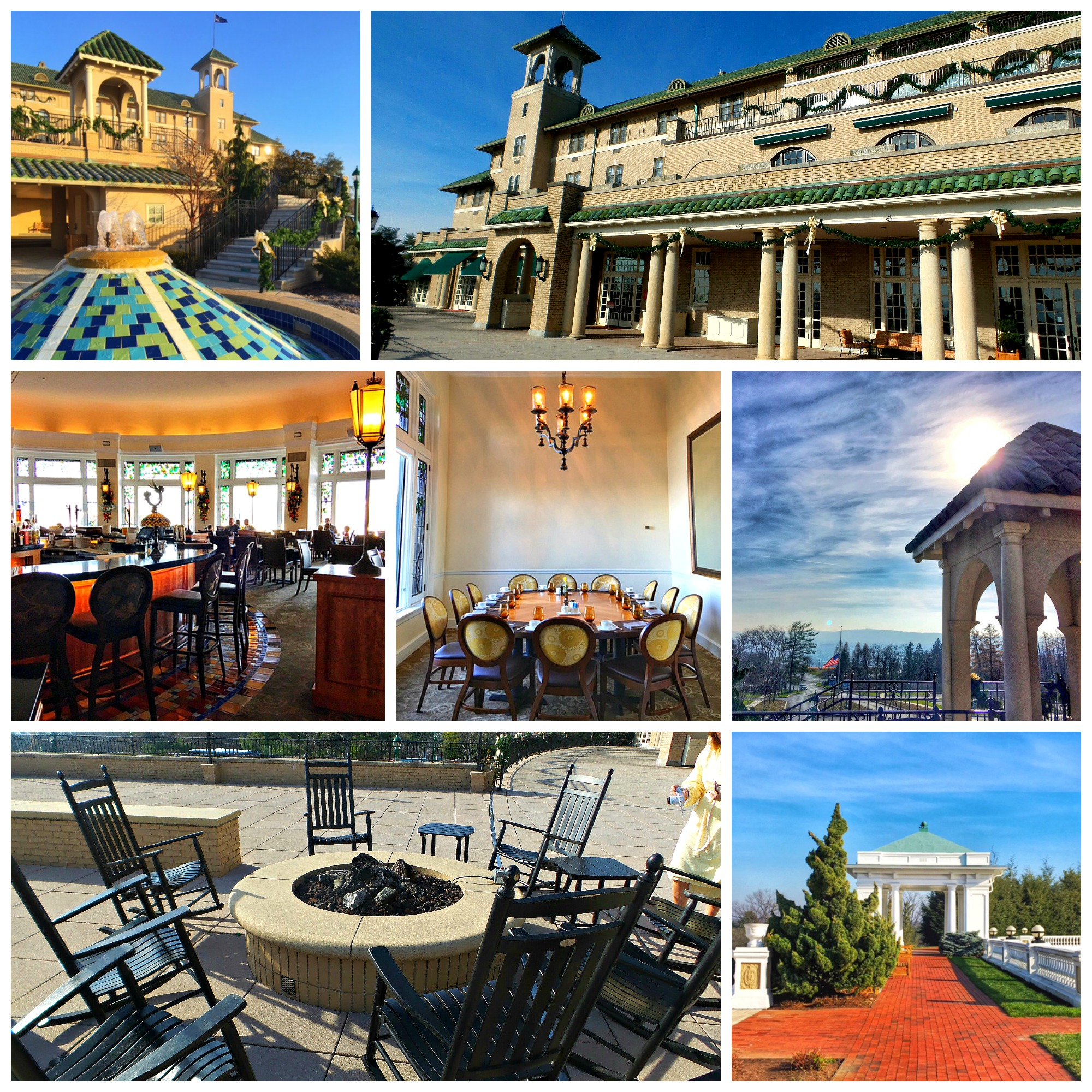 """Circular Dining Room Hotel Hershey: 5 Reasons To Put """"Visit Hershey, PA"""" On Your Calendar This"""