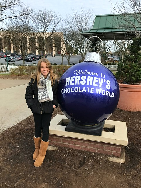 16 Photos That Will Make You Want To Head To Hershey, PA For The Holidays