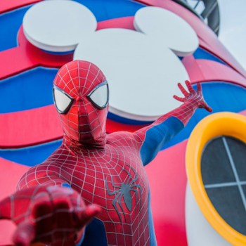Disney Cruise Line Marvel Day at Sea – Superhero and Villain Fans Assemble! #MarvelDayatSea #DisneyCruise #ad