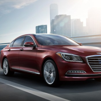 Affordable Luxury Behind The Wheel – The Genesis Is A Girl's Dream Ride