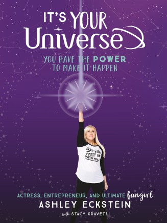 It's YOUR Universe - You have the POWER To Make It Happen - by Ashley Eckstein - Magic and Motivation - Disney Social Media Moms Conference