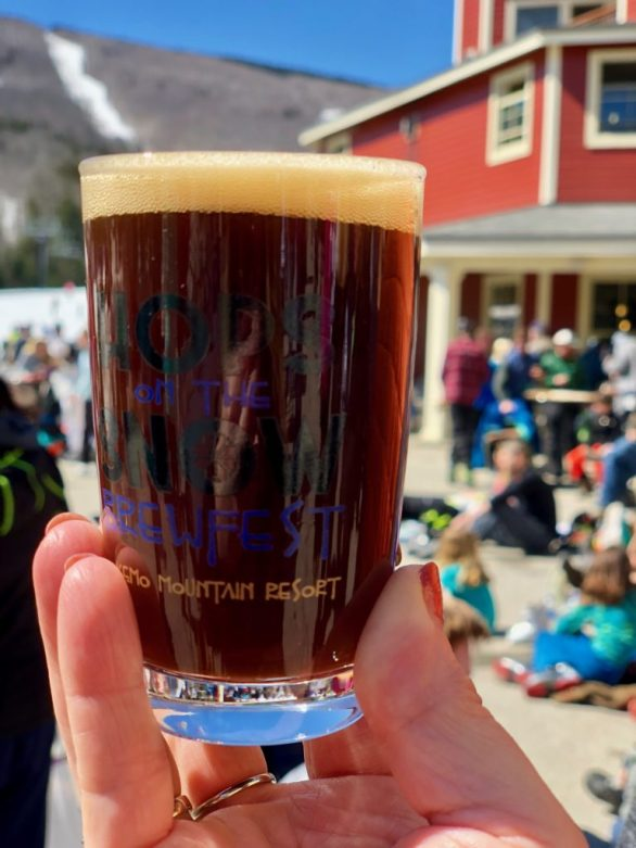 Hops on the Snow Brewfest - Okemo Mountain Resort