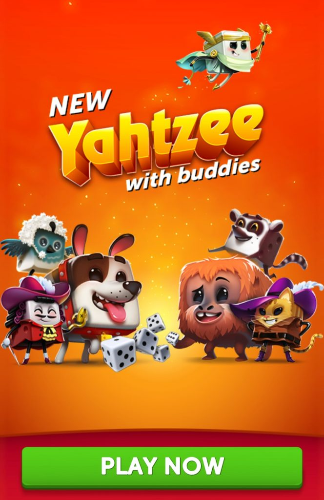 Yahtzee With Buddies - The Perfect Game App for Fun with Friends and Family