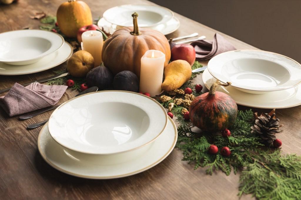 15 Thanksgiving Table Decor Ideas