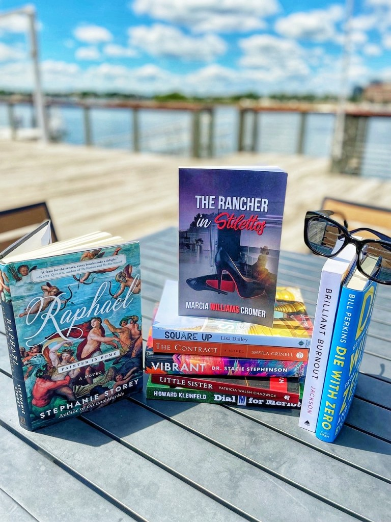 BEDSIDE READING® CELEBRATES INDEPENDENT AUTHORS THIS JULY 4TH IN THE HAMPTONS