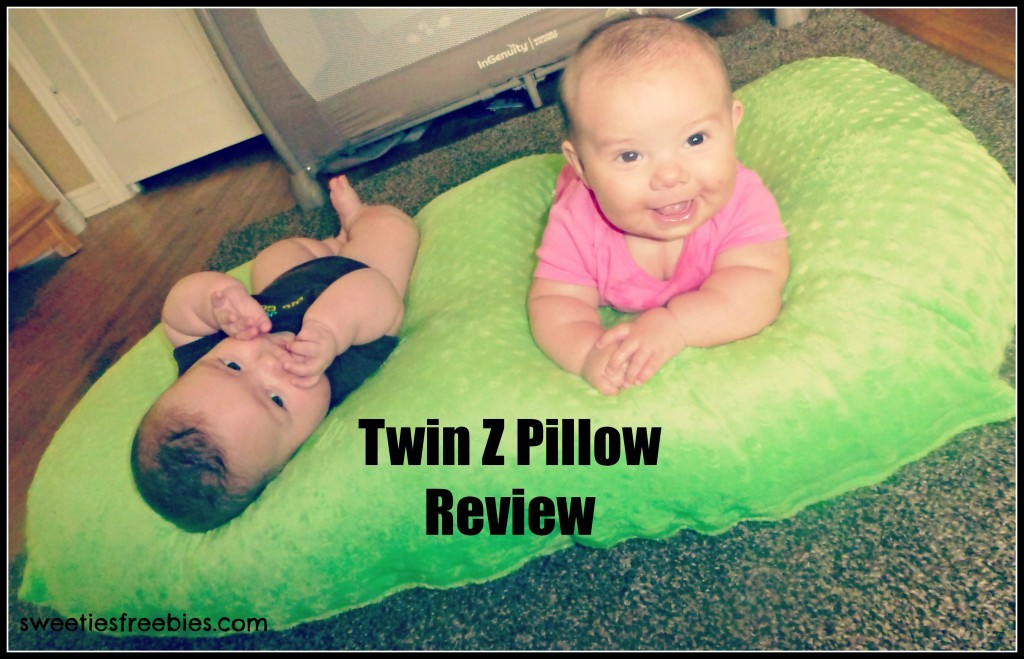 Twin Z Pillow Makes Life Easier for Moms of Twins  Mom on