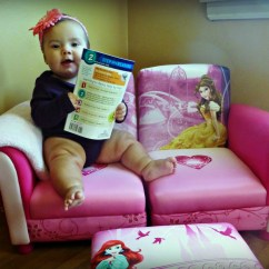 Kids Reading Chair Chairpro Europe Ood Area Fit For A Princess