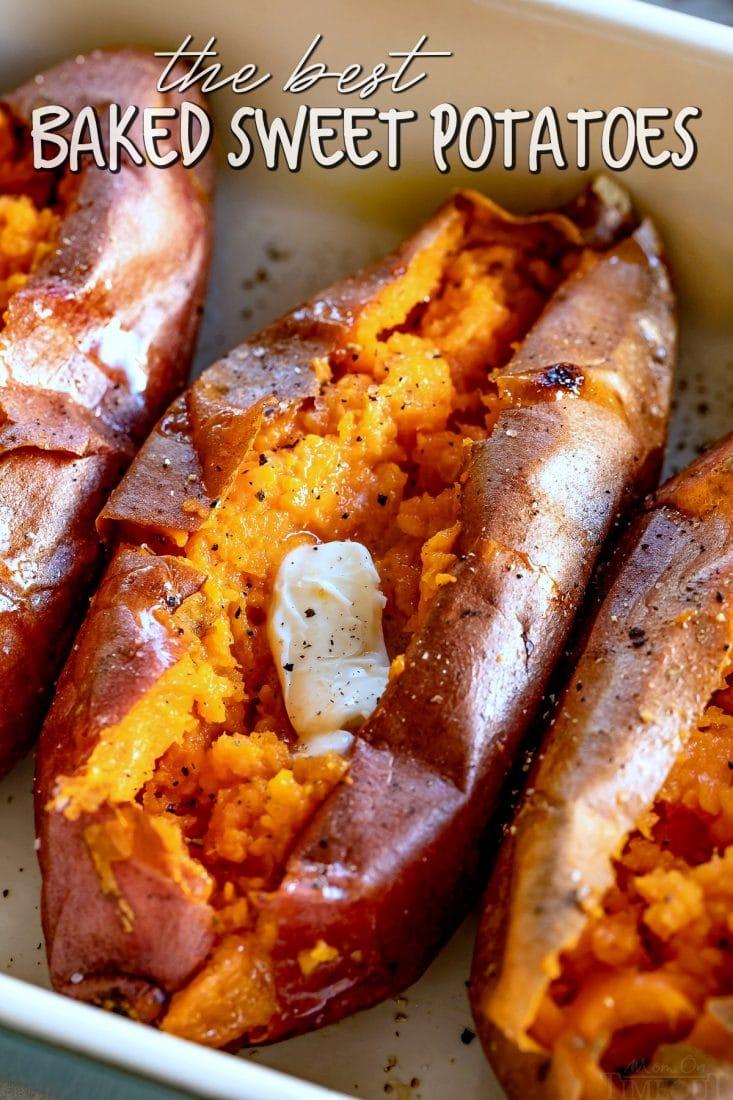 How To Peel Sweet Potatoes : sweet, potatoes, Baked, Sweet, Potato, Potatoes), Timeout