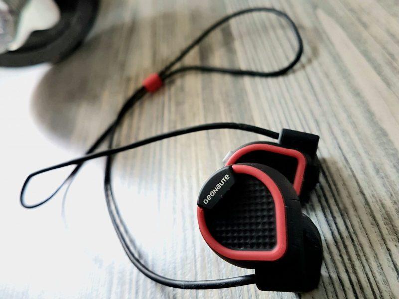 Geonaute: draadloos muziek luisteren tijdens het sporten
