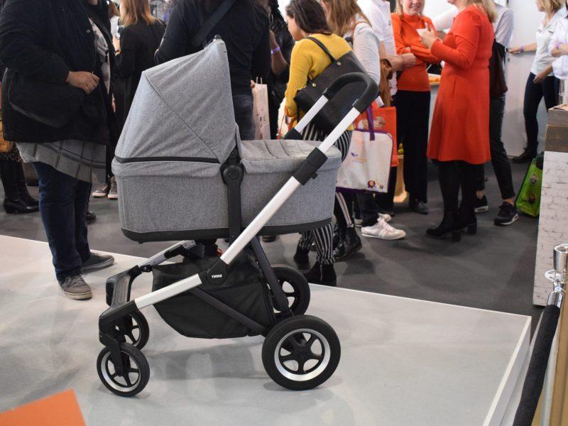 Thule Sleek: De nieuwe stijlvolle en comfortabele kinderwagen van Thule