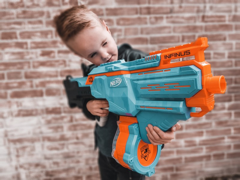 NERF N-Strike Elite Infinus | Review + Winactie!