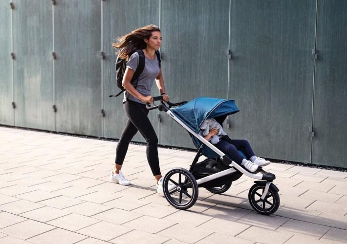hardlopen baby thule urban glide 2