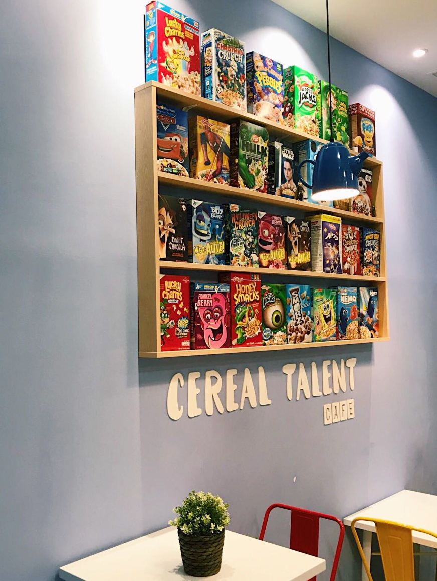 Interior Cereal Talent