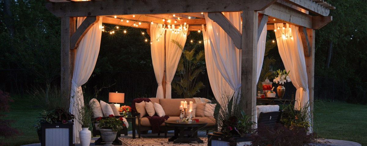 New Ideas for Old Patios