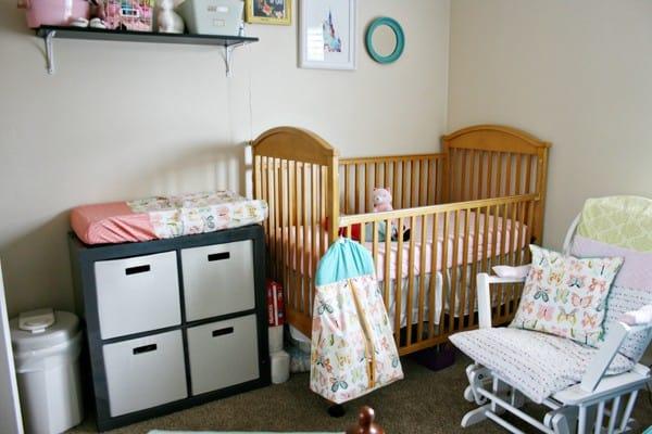 DIY Nursery Decor On A Budget