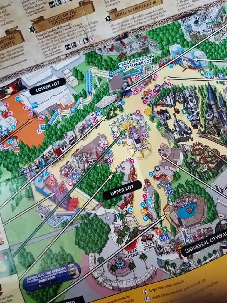 Universal Studios Map 2019 : universal, studios, Universal, Studio, Hollywood, Catalog, Online