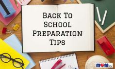 Back to School Preparation Tips