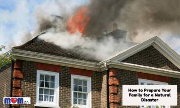 How to Prepare Your Family for a Natural Disaster