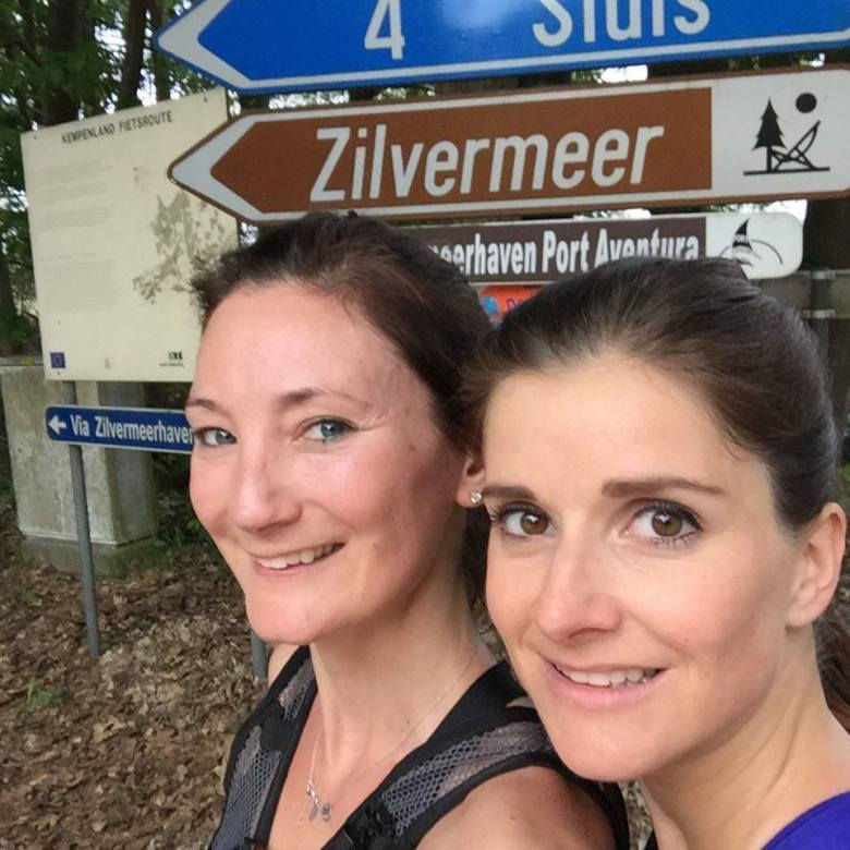 MOMS RUN THE CITY Karen uit Mol loopprofiel
