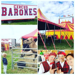 Circus Barones Mom Runs The City
