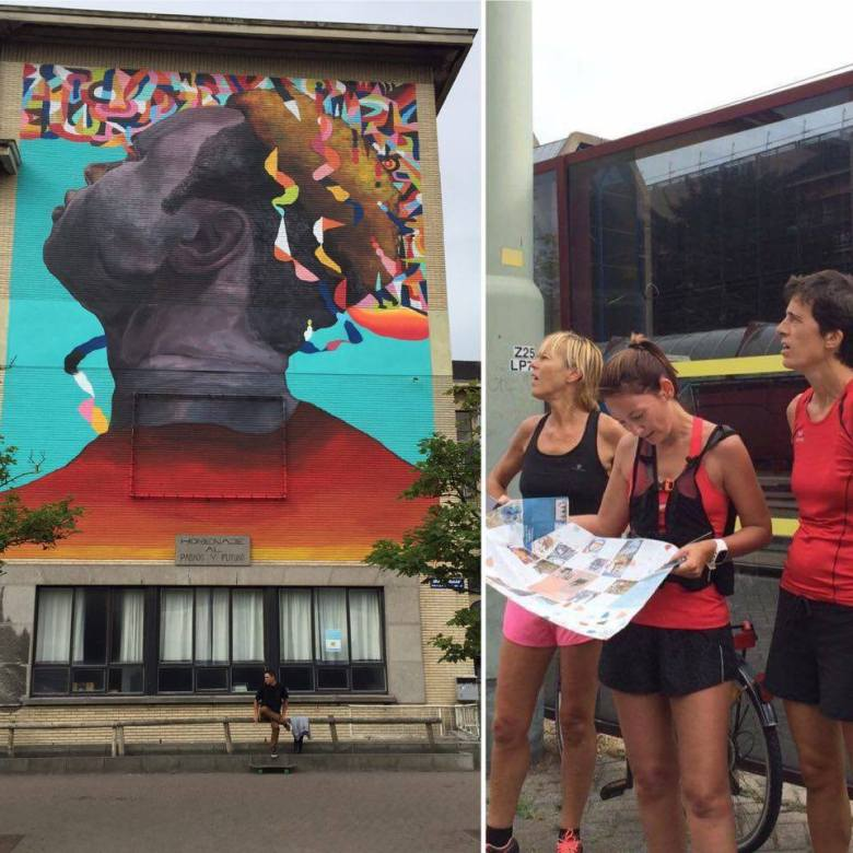 Mom Runs the City - Oostende - The Crystal Ship Run - Eversiempre