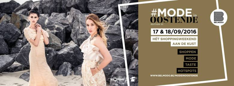 #MODEinOOSTENDE Belmodo shopping fashion event