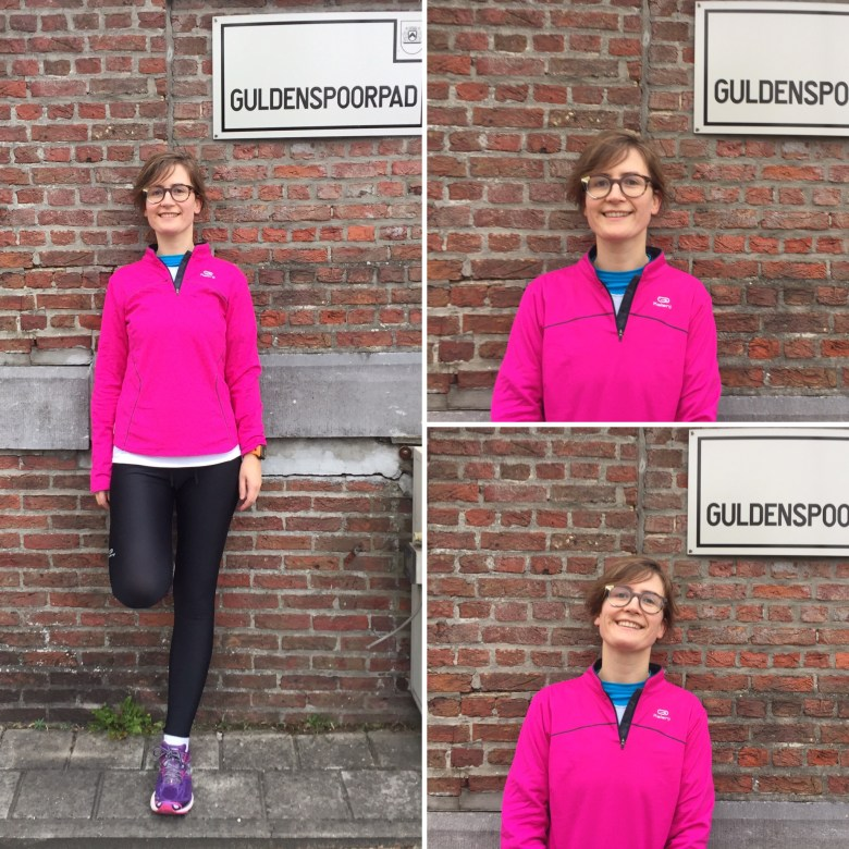 Mom Runs The City loopt met Joke in Kortrijk