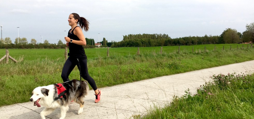 Moms Run The City met loopmama Heleen in ZandvoordeMoms Run The City met loopmama Heleen in Zandvoorde