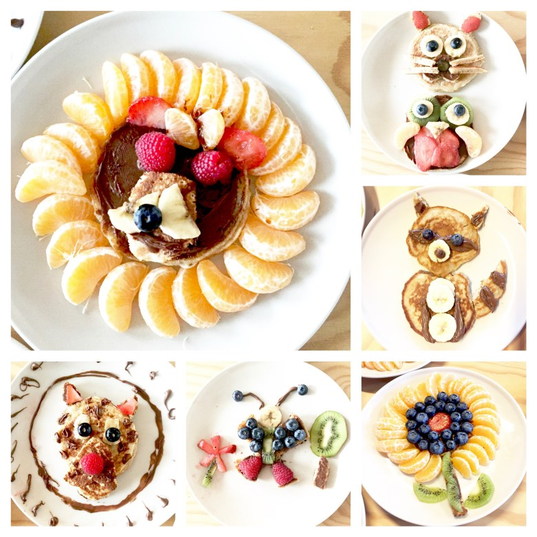 Pancake #nutellart by Jozefien from foodblog Goestjes