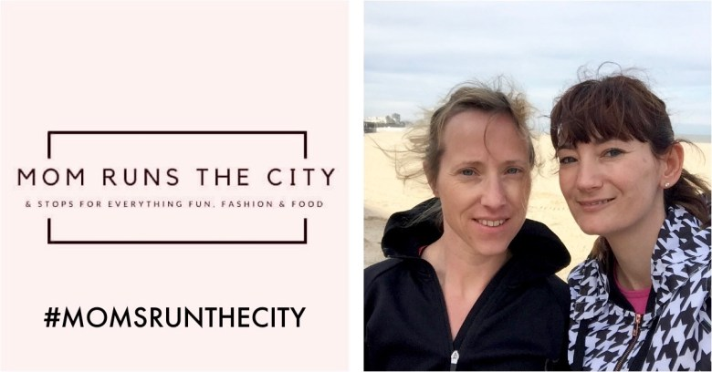 Moms Run The City, lopen in Oostende met Jean Coens