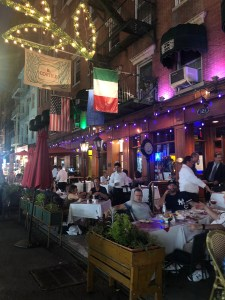 Mulberry Street, Little Italy, New York